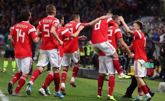 В РФС рассказали о премиальных футболистам сборной России за выход на Евро-2020