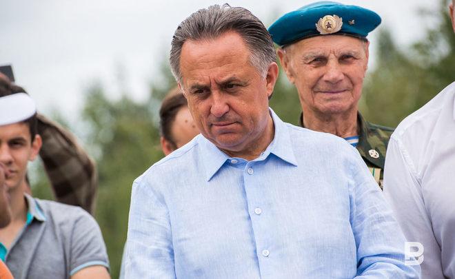 """Мутко: «Ситуация состроительством """"Крестовского"""" находится под контролем»"""