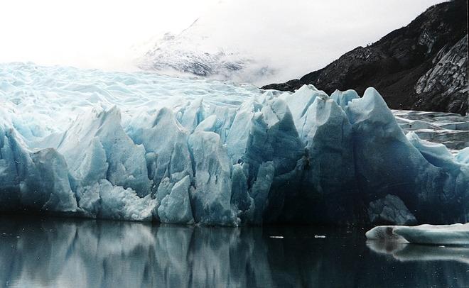 Температура воздуха вАрктике превысила норму на12 градусов