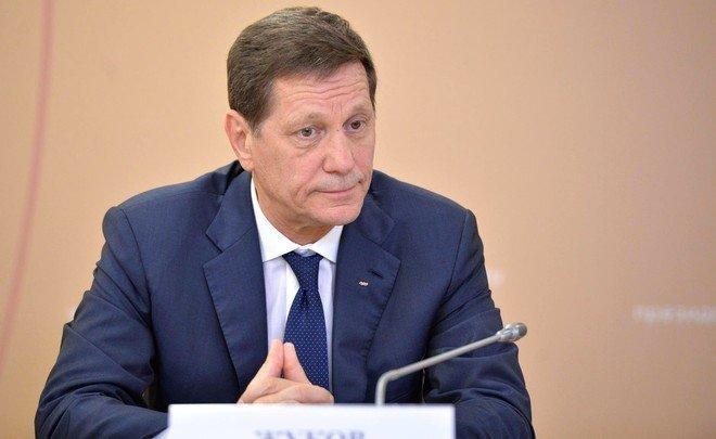 Жуков небудет баллотироваться напост президента ОКР ипокинет МОК