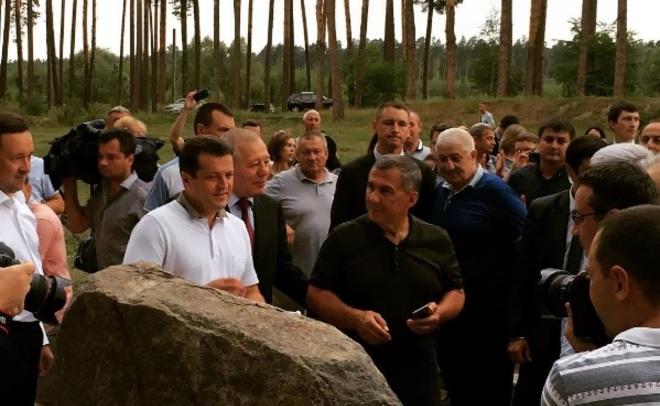 Минниханов призвал бизнес принять участие вреновации лесопарка «Лебяжье»