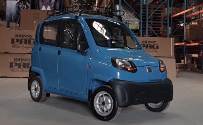 ТОП-5 самых дешёвых вмире авто возглавил индийский Bajaj Qute