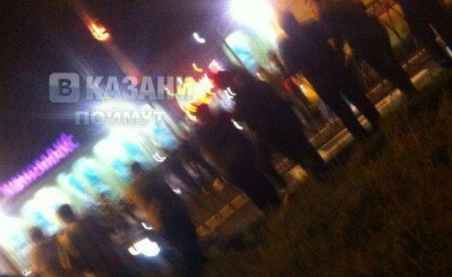 ВКазани иностранная машина насмерть сбила пешехода, вдень его рождения