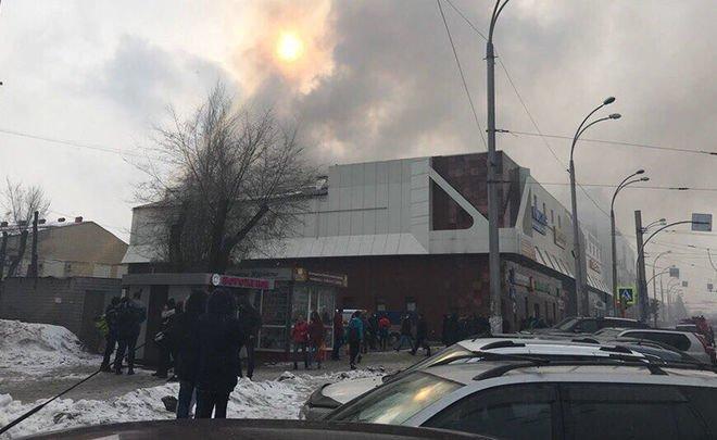 Медведев заслушал доклады Пучкова, Скворцовой иГолодец опожаре вКемерово