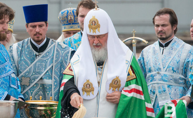Митрополит Екатеринодарский иКубанский поздравил граждан Кубани сПасхой
