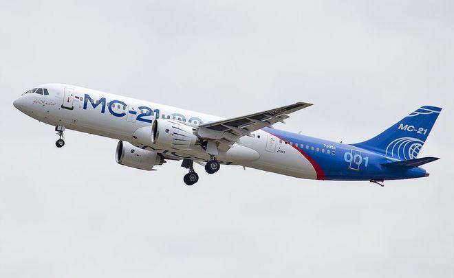 «ВИМ-Авиа» иИФК подписали соглашение нализинг 15 самолетов МС-21