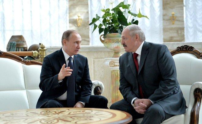 Лукашенко: РФ компенсирует республики Белоруссии высокую цену нагаз