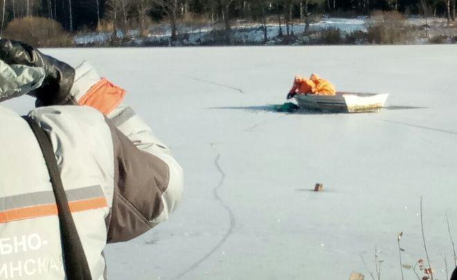 Пропавший вТукаевском районе 70-летний рыбак найден мертвым