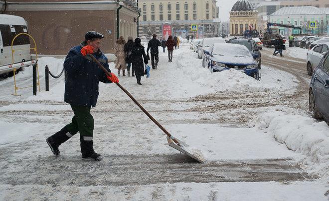 Для казанских дорог приготовили новый реагент— экологически неопасный