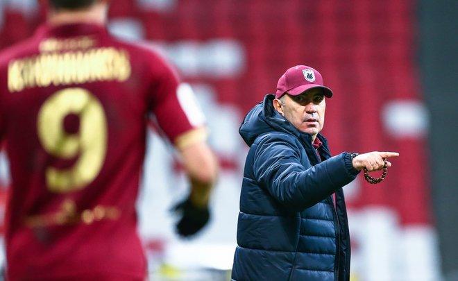 Бердыев остался недоволен судейством вматче с«Арсеналом»