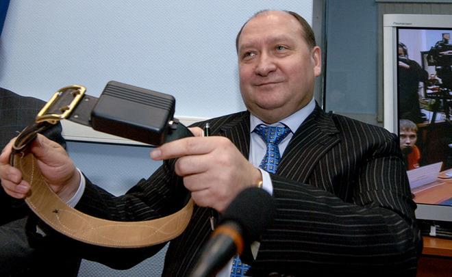 Экс-замглавы ФСИНРФ Николай Баринов пробудет под арестом доНового года
