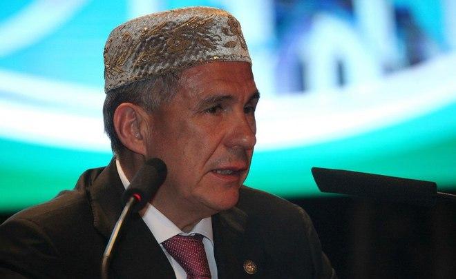 Минниханов предложил сделать национальный совет ВКТ