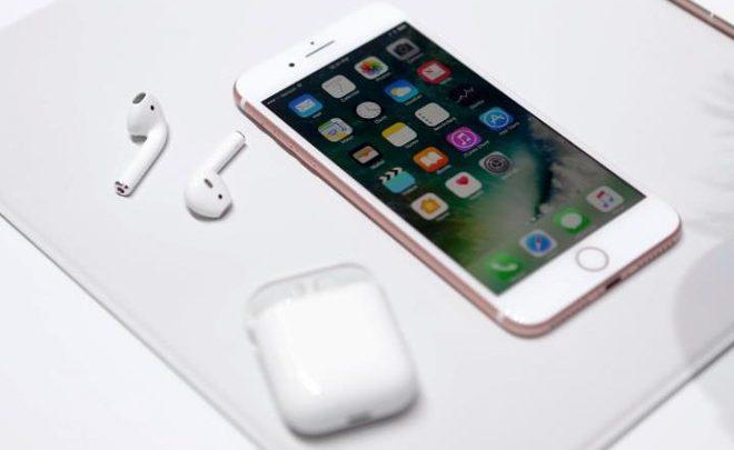 ВРФ стартовали официальные продажи iPhone 7 и7 Plus