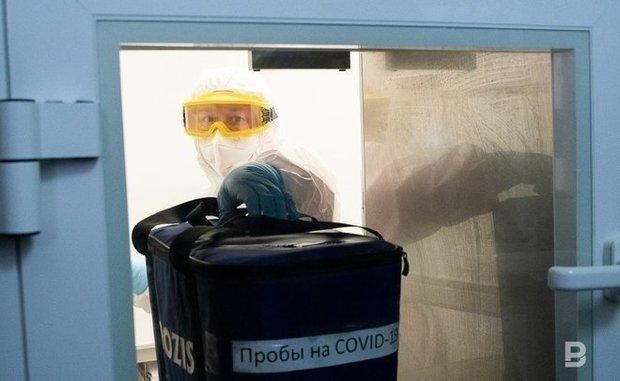 В Татарстане за сутки выявили 47 новых случаев коронавируса