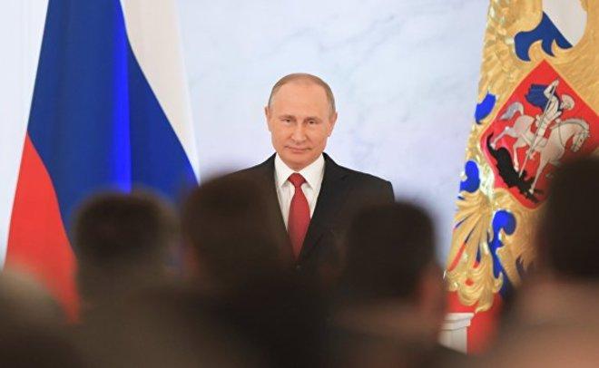 Путин: Центробанк делает все для оздоровления банковской системы Российской Федерации