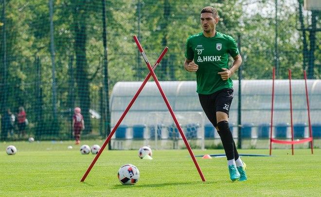 Оздоев объявил, что отказался отпредложения «Спартака»