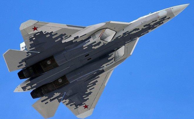 В ВС России до 2027 года поставят свыше 70 самолетов Су-57