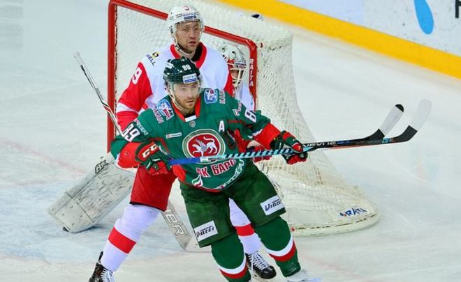«Салават Юлаев» стал победителем Кубка Губернатора Нижегородской области