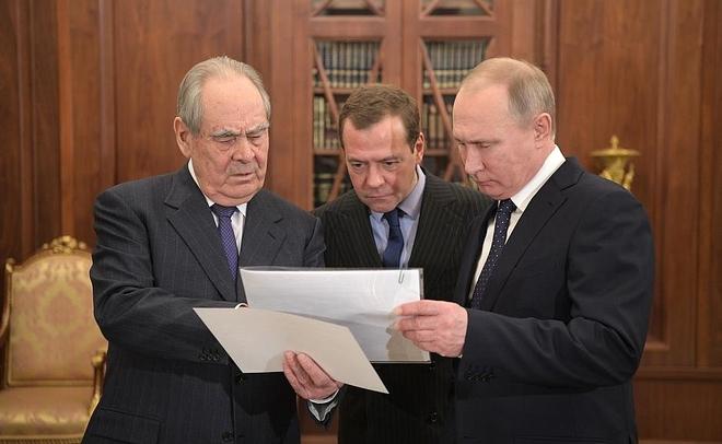 В столице России пройдет встреча Минтимера Шаймиева и Путина