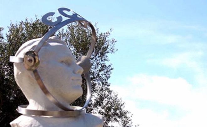 ВЧерногории осквернили монумент Юрию Гагарину