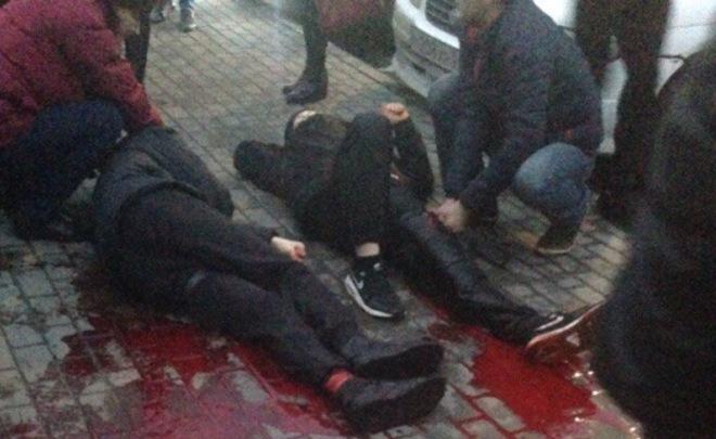 Кровавую резню вУльяновске устроили две компании молодых людей