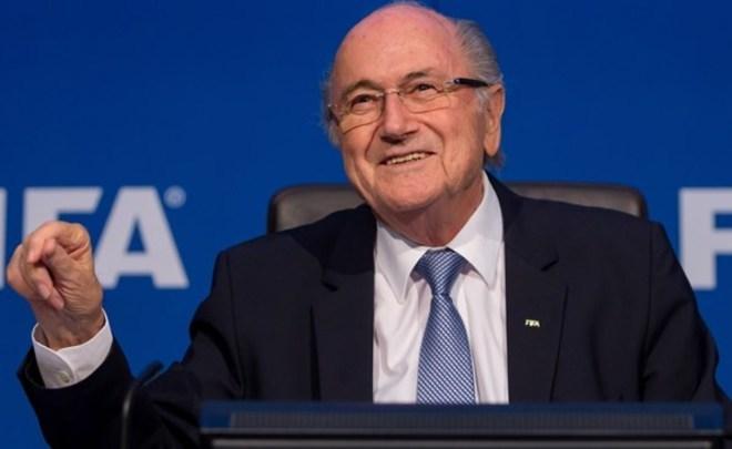 Изштаб-квартиры ФИФА убрали мемориальную табличку Йозефа Блаттера