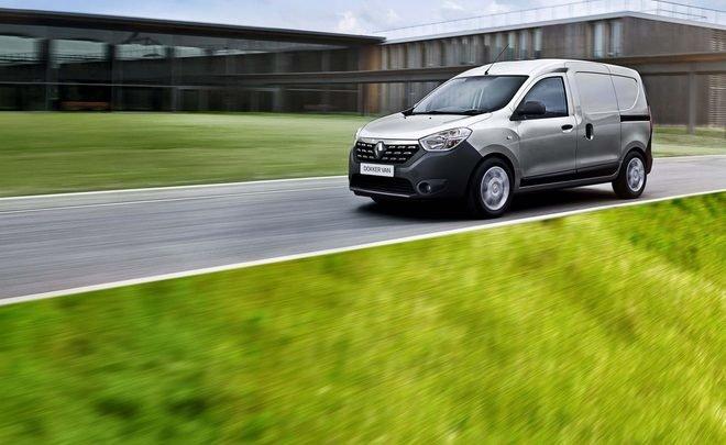 В России начались продажи Renault Dokker