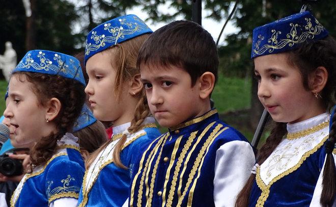 Стало известно, сколько крымских татар желает вУкраинское государство