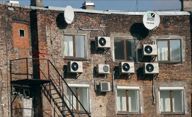 Казанцев будут облагать штрафом закондиционеры нафасадах домов