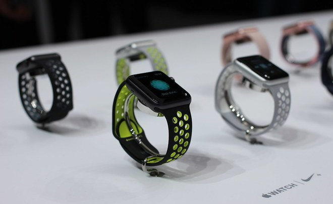 СМИ: новые часы Apple Watch могут получить корпус из титана