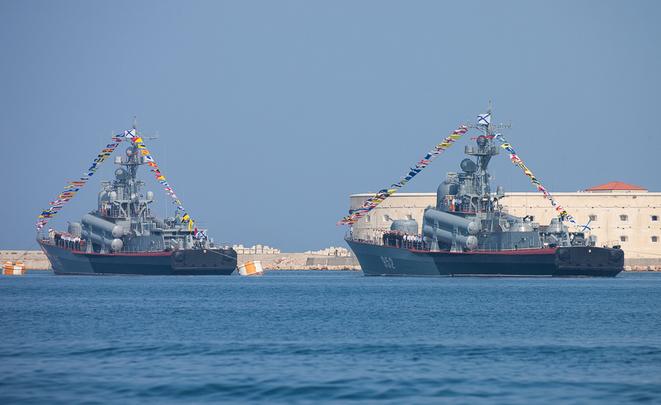 НаЧерноморском флоте опробуют новый подводный беспилотник