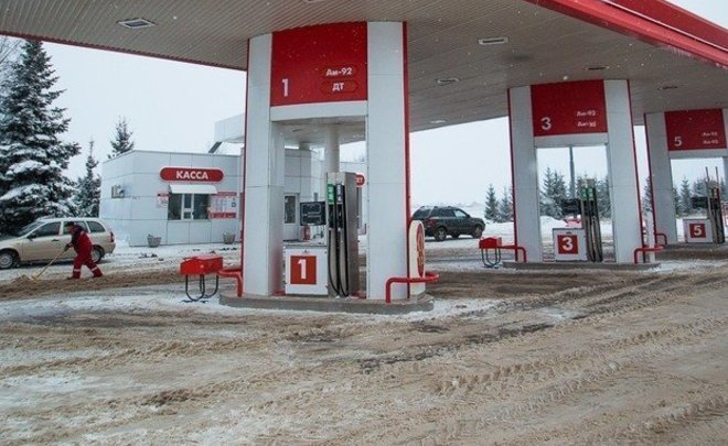 ФСБ нашла на русских АЗС программу для кражи бензина
