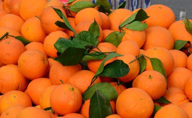 В РФ появился недостаток апельсинов