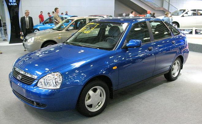 Автомобиль Лада Priora будет еще дешевле