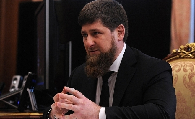 Регистрация брака плохо влияет насемью, считает Рамзан Кадыров