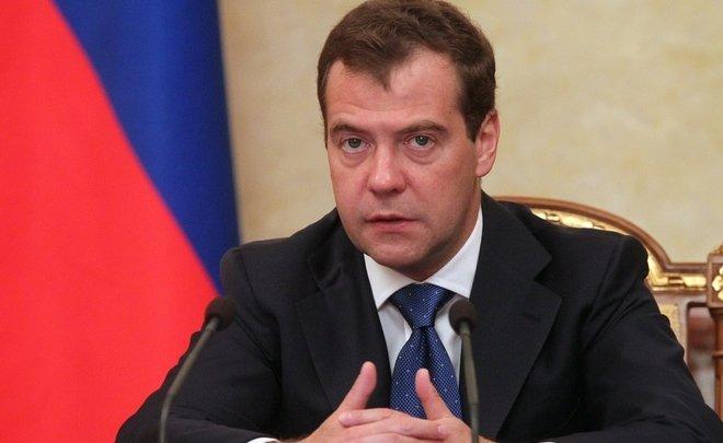 Д. Медведев поведал о«кричащей проблеме» экономики РФ