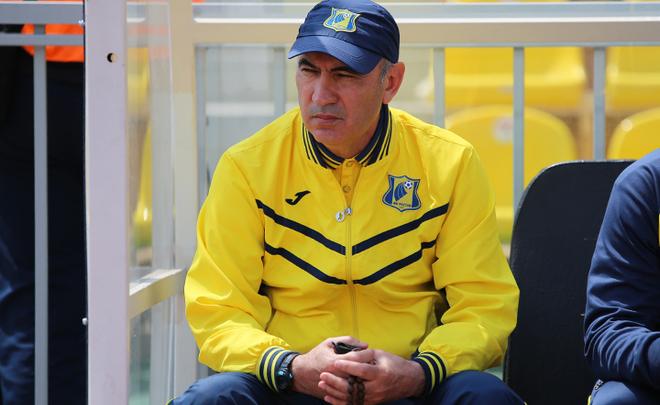 УЕФА: «Ростов» объявил Бердыева ассистентом Кириченко наматчи сАяксом