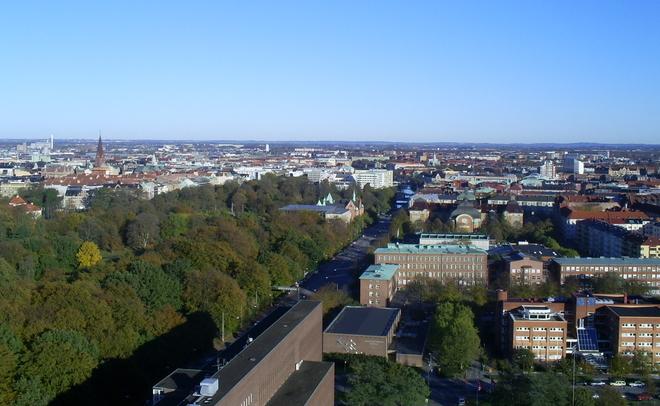 Вцентре шведского Мальмё прогремел мощный взрыв