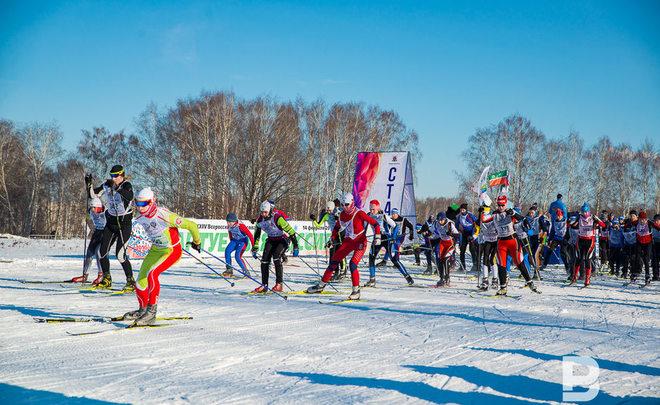 ВСвердловской области из-за морозов перенесли старт «Лыжни России»
