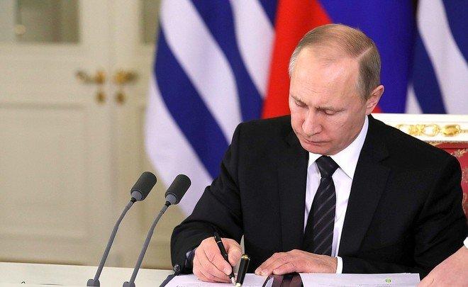 Владимир Путин усовершенствовал процесс взимания ииндексации алиментов