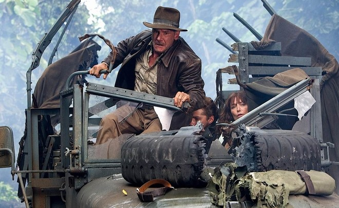Пятый фильм об Индиане Джонсе выйдет в июле 2019 года