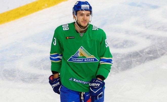 Защитник Сергеев продлил договор с«Салаватом Юлаевым» наодин год