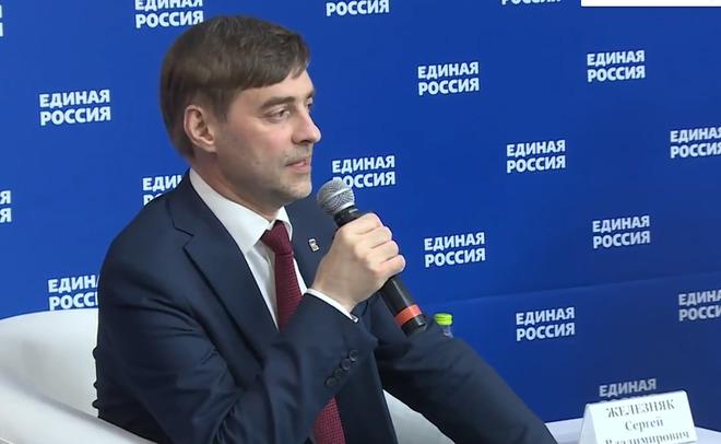 Железняка решили неназначать вадминистрацию Президента России