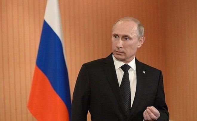 Путин вошел втоп-50 влиятельнейших людей поверсии Bloomberg