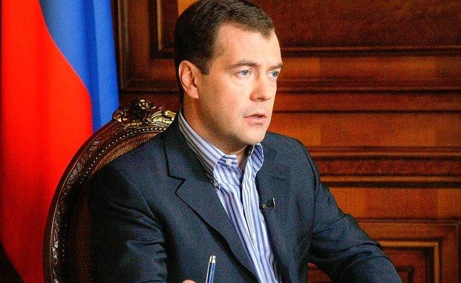 Медведев продлил срок получения доходовРФ попроекту «Сахалин-2»