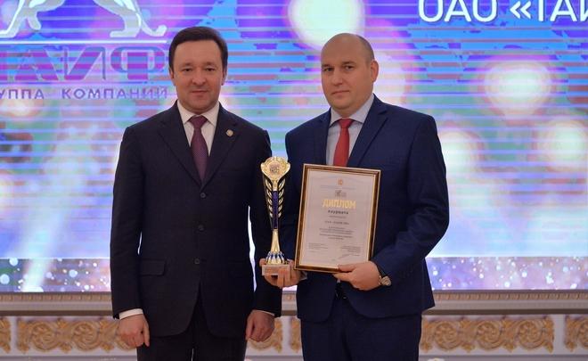 «Татнефть»— среди наилучших учреждений Татарстана и РФ