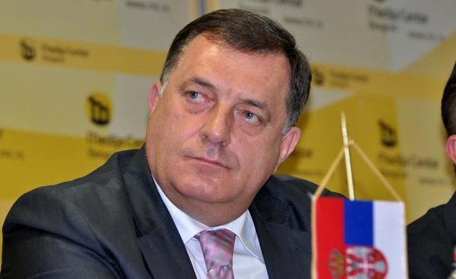 Руководитель Республики Сербской предчувствовал санкции США