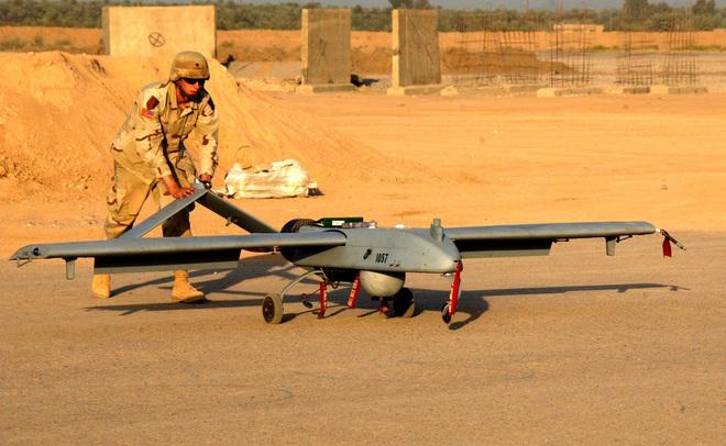 «Ростех» создал оружие против стаи ударных дронов