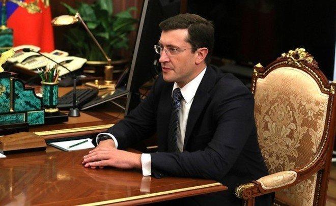НРО «Единой России» выдвинуло Глеба Никитина кандидатом вгубернаторы