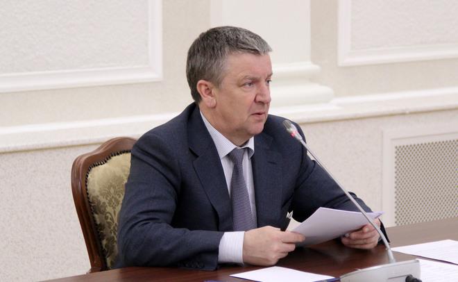 Худилайнен нехотел уходить споста губернатора и пытался найти помощи уНарышкина